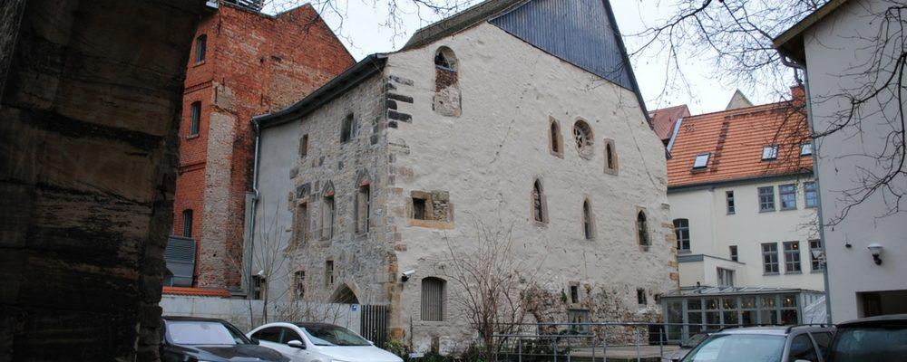 Antica Sinagoga di Erfurt